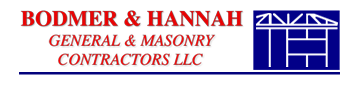 Bodmer & Hannah General & Masonry Contractors, LLC | P.O. Box 182